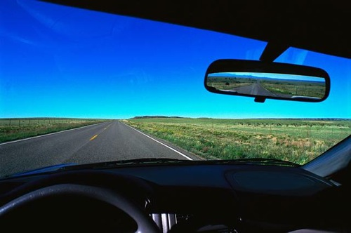 Managing through the rear view mirror a dangerous practice for any business kpi library for Interior rear view mirror replacement glass